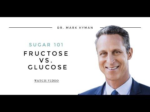 Sugar 101: Glucose vs. Fructose