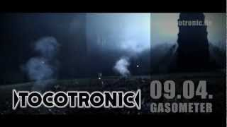 TOCOTRONIC @ gasometer - 090413