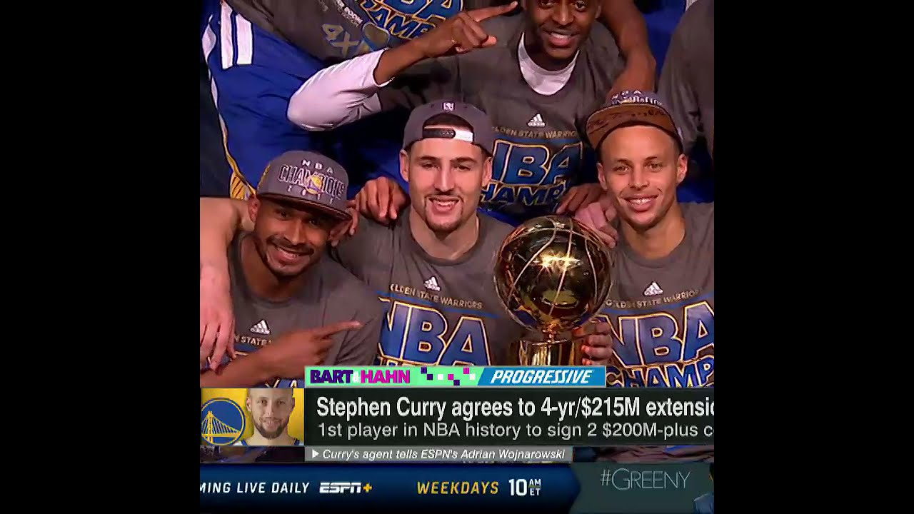 Download A shoutout to Steph Curry for getting his 2ND $200M+ CONTRACT 😎 #Shorts