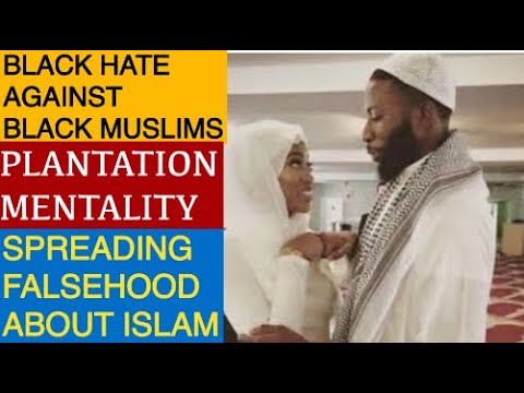 IS THERE BLACK HATE AGAINST BLACK MUSLIMS?? AVOID MUSLIM BASHING PANELS - #Islam #Kufar #Apostate