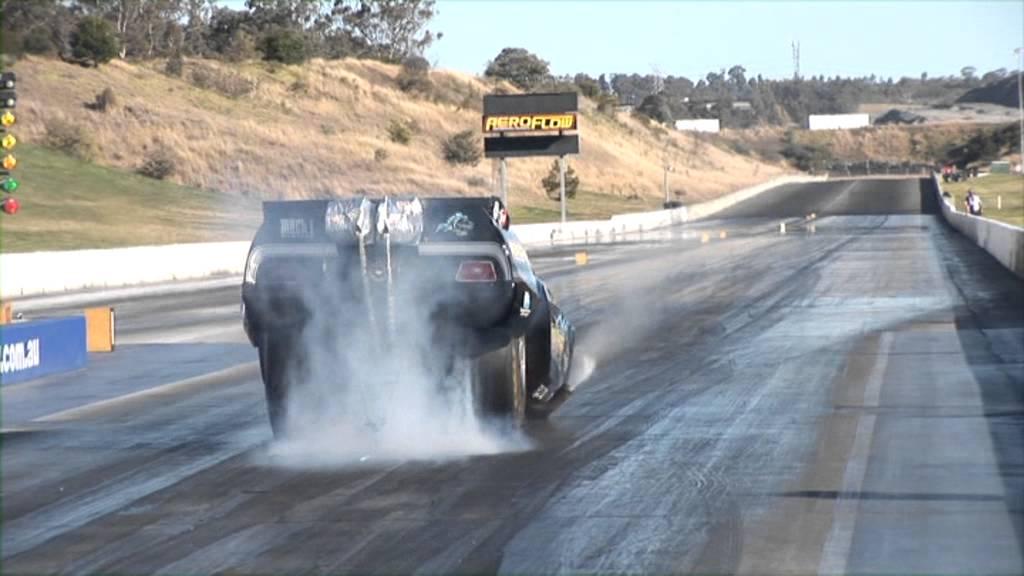 Download Gasolene: Season 4 Episode 8  -  Aeroflow Outlaw Nitro Funny Cars test and tune!