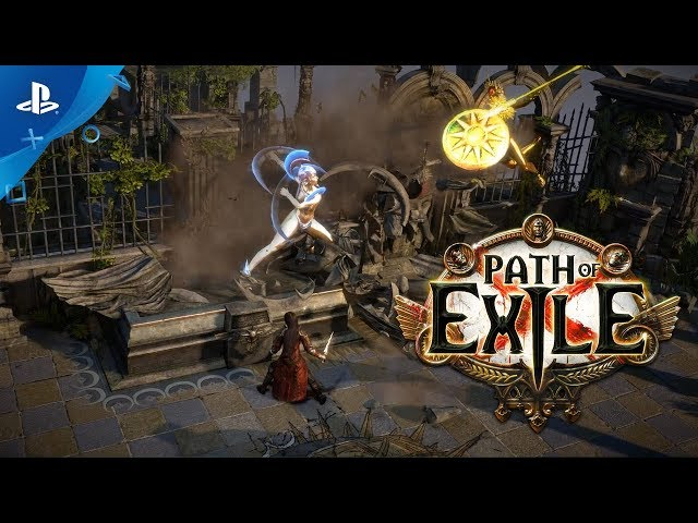Path of Exile - Announcement Trailer | PS4