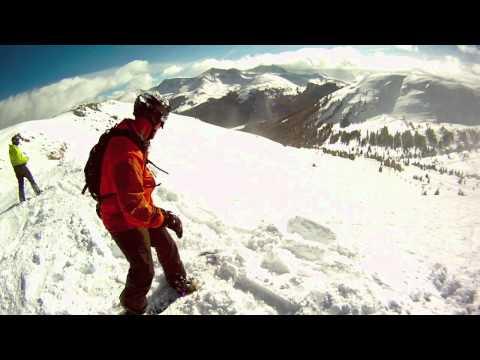 Copper Mountain, Colorado POV via GoPro HD Hero