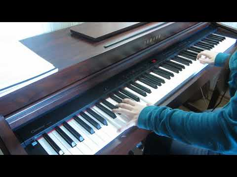 Rammstein -  Mutter (piano Cover)