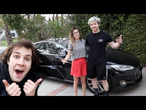 I GOT IN MY FIRST CAR ACCIDENT!! (YAY)
