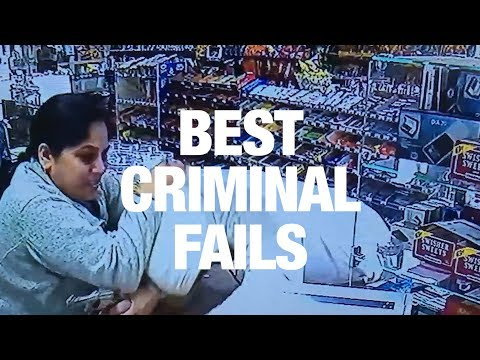 The Best Criminal Fails Ever