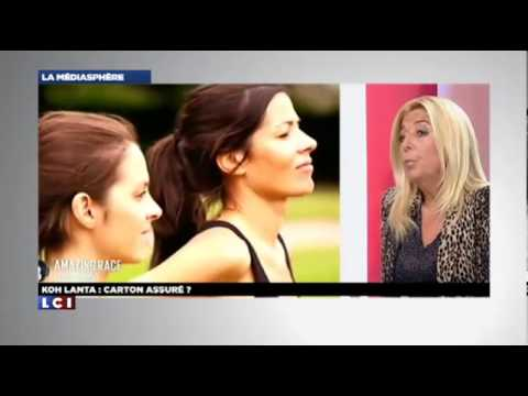 Angela Lorente Dézingue -Amazing Race- Et Les Anciens Candidats De Télé-réalité 2