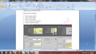 Oracle Finans Online Eğitim - AR: Müşteri İade Sürecini
