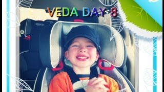 VEDA DAY 8...Braden's Journey to Potty Training