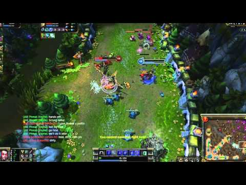 Vayne: Champion Spotlight | Gameplay - League of Legends