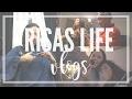 JANUARY VLOG New Years, Haircut and more | RisasRizos