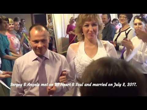 Sergey & Angela's Wedding