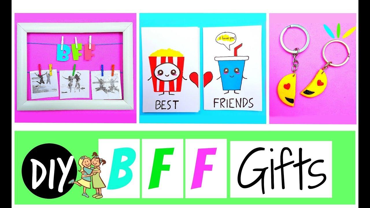 Diy Bff Gift Ideas Part Ii Three