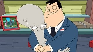 American Dad Moves To Cable For Season 11! New Episodes To Air On TBS Next Year!