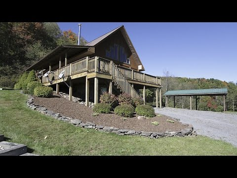 Allegheny Mountains Abode