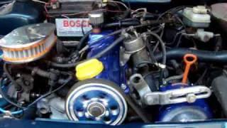 Motor Ap Funcionando -Parati Do vinicius - CL 1.8  Ano-95  video 2 - modificação na cor do motor]/