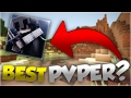 WE ARE THE BEST PVPERS?! | MCPE Survival Games w/ Friends | Minecraft PE (Pocket Edition)