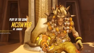 Totally Worth It Junkrat Play Of The Game Overwatch