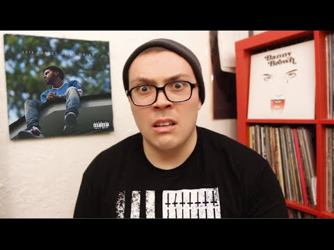 J Cole  2014 Forest Hills Drive ALBUM REVIEW