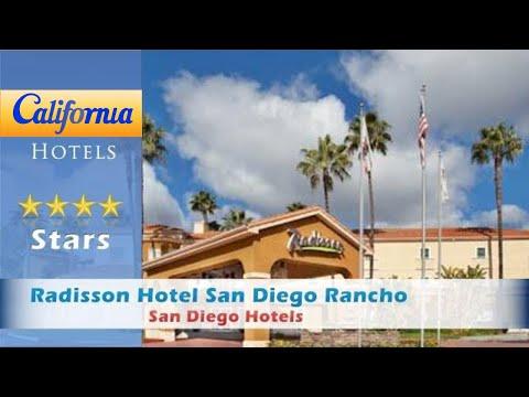 Radisson Hotel San Diego Rancho Bernardo, San Diego Hotels - California