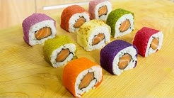 Vegetable Sheets For Sushi - Sushi Cooking Ideas #4
