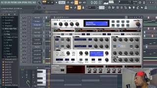How to produce DeepHouse using Melody