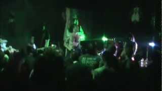 cancerslug live san bernardino ca. 2012 (full show)
