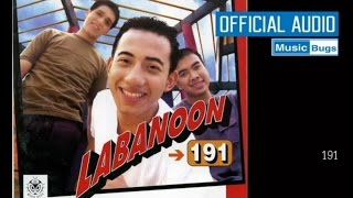 LABANOON - 191 [Official Audio]