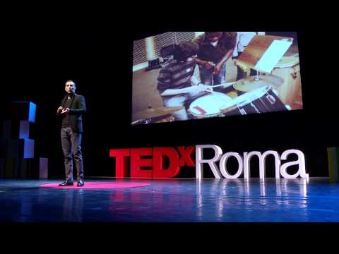 When music speaks, everybody understands   PAOLO PETROCELLI   TEDxRoma