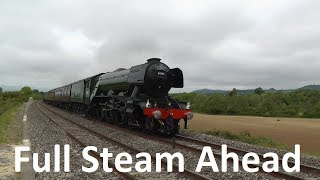 Full Steam Ahead - Channel Trailer 2018