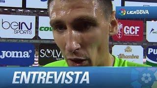 Video Gol Pertandingan Granada CF vs Getafe