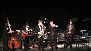 Spring Concert 2014: There Will Never Be Another You (Jazz Standards Group)