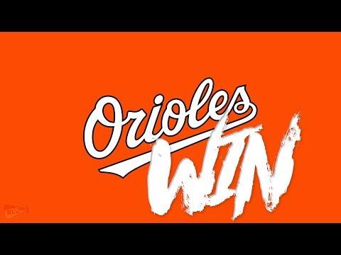 Baltimore Orioles 2018 Win Song
