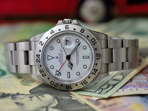 ROLEX WATCH AS A GIFT - To give or not to give.... that is the question