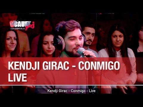 Kendji Girac - Conmigo - Live - C'Cauet sur NRJ