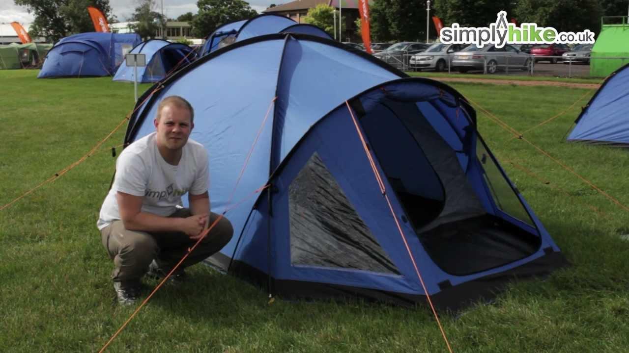 Vango Sigma 300 Tent Camping & Outdoor River Blue Outdoor-Zelte
