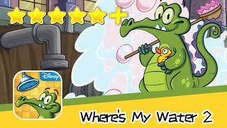 Where's My Water? 2 Level 95 Part2 Walkthrough All Levels 3 Stars! Recommend index five sta