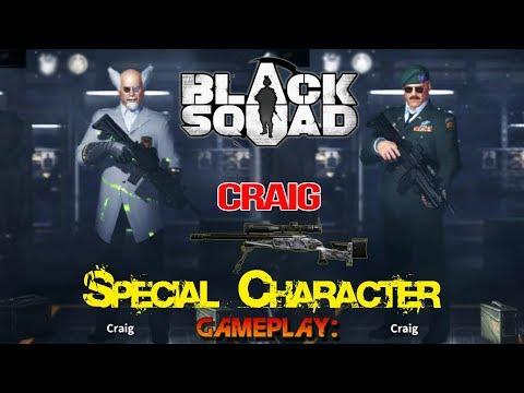 Black Squad Hack