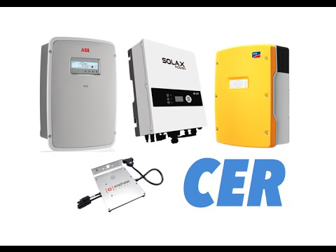 Solar, Hybrid, and off-grid Inverters explained