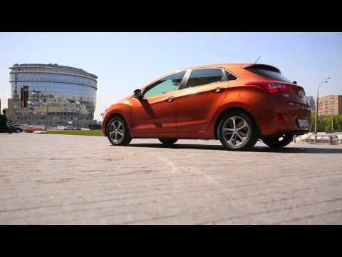 Тест драйв Hyundai i30 2015