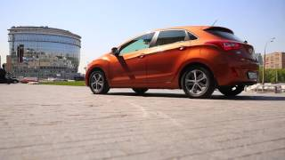 Тест-драйв Hyundai i30 2015