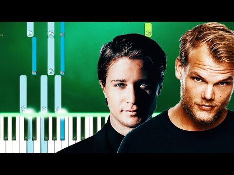 Kygo, Avicii & Sandro Cavazza - Forever Yours (Avicii Tribute) (Piano Tutorial Easy) By MUSICHELP