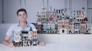 Assembly Square - LEGO Creator - 10255 - Designer Video