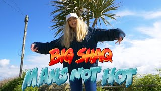 Man's not hot - Big Shaq   College Music Video