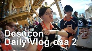 Desucon 2015 Daily Vlog osa 2 HQ peeps!