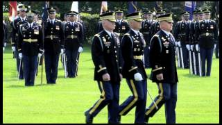 3rd Infantry regiment (The Old Guard) Change of Command 19 June 2012