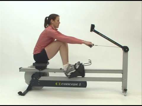 The Dynamic Indoor Rower