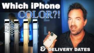 Which iPhone 12 Color to Get