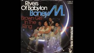 Boney M. - Rivers Of Babylon (Original Extended Version)