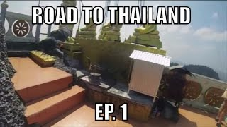 Road to thailand ep. 1: Tasting Thai Town